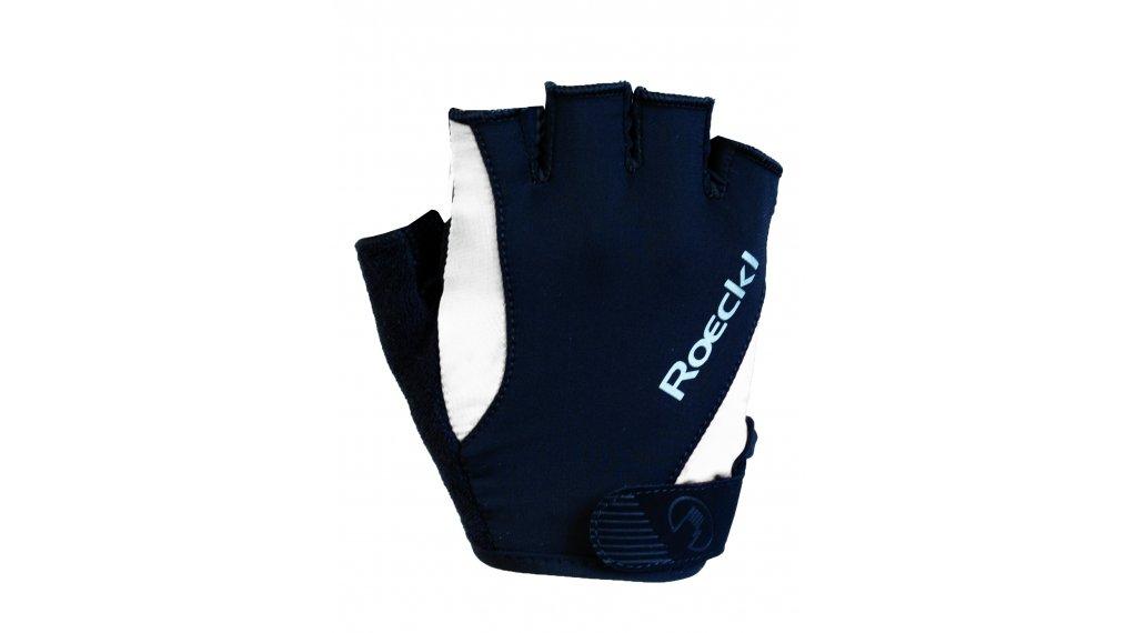 Roeckl Basel Performance Handschuhe kurz Herren Gr. 7.0 schwarz/weiß