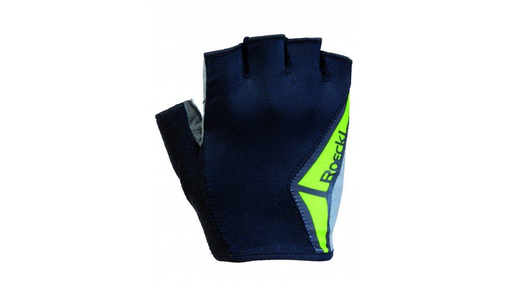 Roeckl Biel Performance Handschuhe kurz Herren Gr. 7.0 schwarz/limone