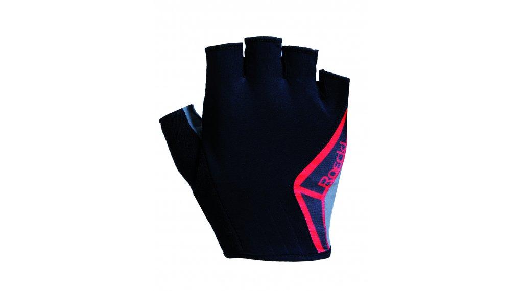 Roeckl Biel Performance Handschuhe kurz Herren Gr. 7.0 schwarz/rot
