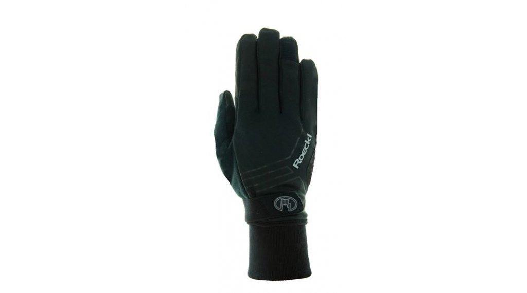 Roeckl Raab Top Funktion Wind Handschuhe Herren lang Gr. 6.0 black