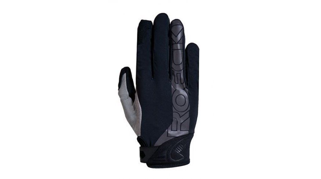 Roeckl Riva Top Function Wind gloves long men size 6.5 black