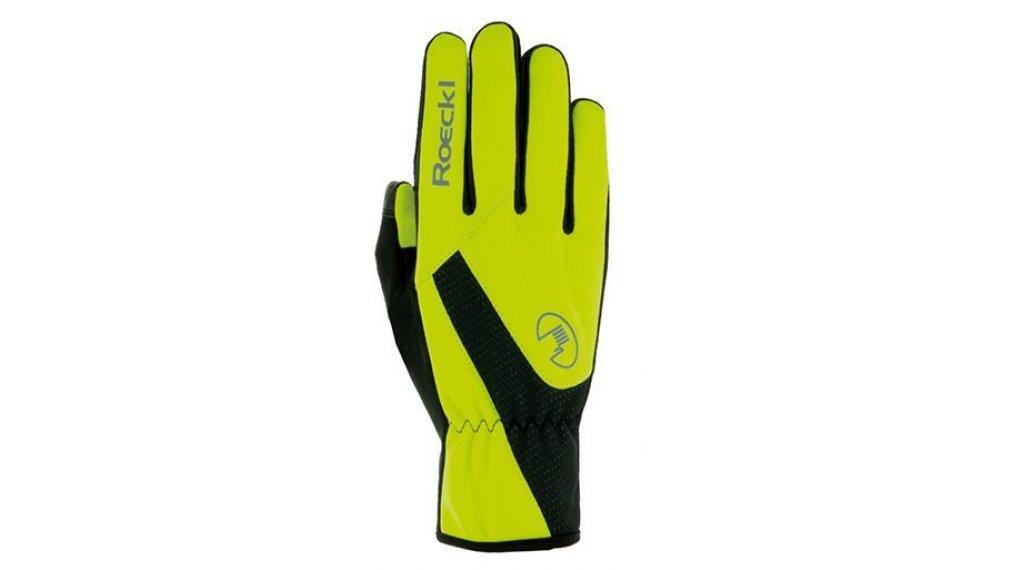Roeckl Roth Top 功能 Wind 手套 男士 长 型号 8.0 neon yellow