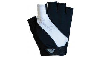 Roeckl Donna Handschuhe kurz Damen Gr. 6.0 schwarz/weiß