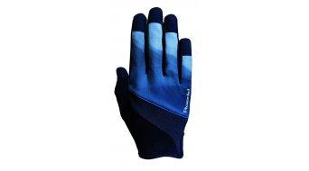 Roeckl Maira Jr. guanti dita-lunghe bambini mis. 6.0 blu marino