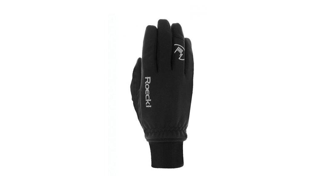 Roeckl Rax Jr. Handschuhe Kinder lang Gr. 4.0 black