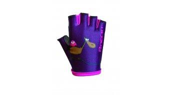 Roeckl Toro Handschuhe kurz Kinder weinbeere