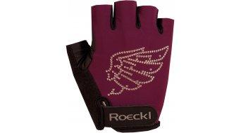 Roeckl Lady Line Demmin Handschuhe Gr. 7,5 pflaume Sommer 2011