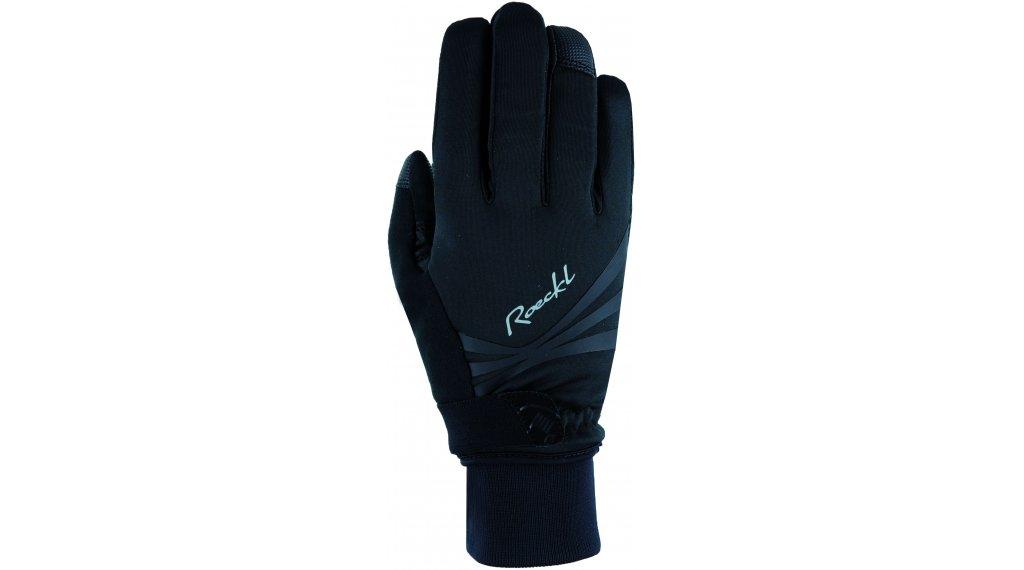 Roeckl Wilora Handschuhe lang Damen Gr. 6.0 black