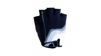 Roeckl Diemen Handschuhe kurz Damen-Handschuhe Gr. 7.5 schwarz/weiß - Ausstellungsstück