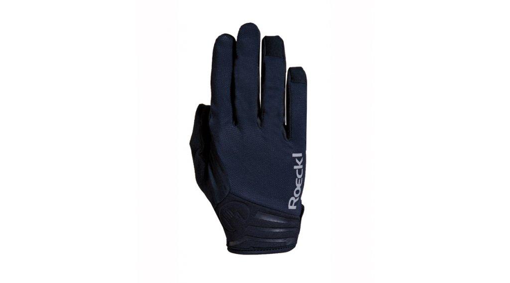 Roeckl Mileo Handschuhe lang Herren Gr. 6.0 schwarz
