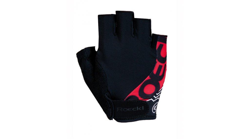 Roeckl Bellavista Performance 手套 短 型号 7 黑色/红色