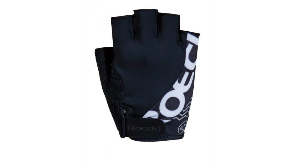Roeckl Bellavista Performance 手套 短 型号 7,5 黑色