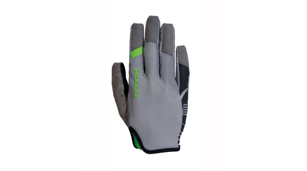 Roeckl Mango Jr. Handschuhe lang Kinder-Handschuhe Gr. 6 grau