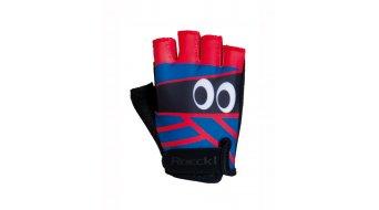 Roeckl Toppo guanti bambino dita-corte mis. 4 rosso