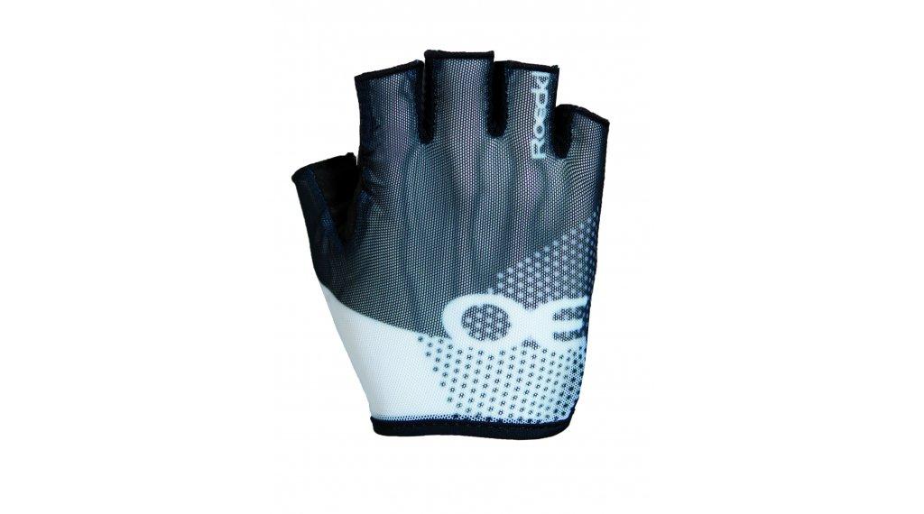 Roeckl Idro Top Funktion Handschuhe kurz Gr. 8,5 schwarz/weiß