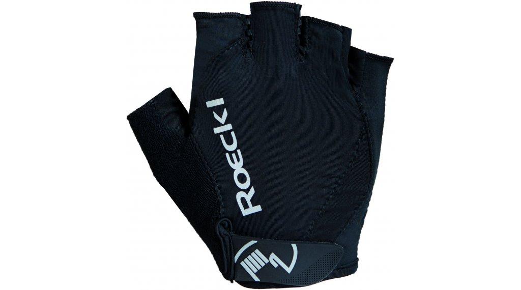 Roeckl Baku Performance Handschuhe kurz Gr. 6 schwarz
