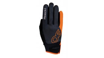Roeckl Riga Top funkce rukavice velikost 6.5 černá/orange