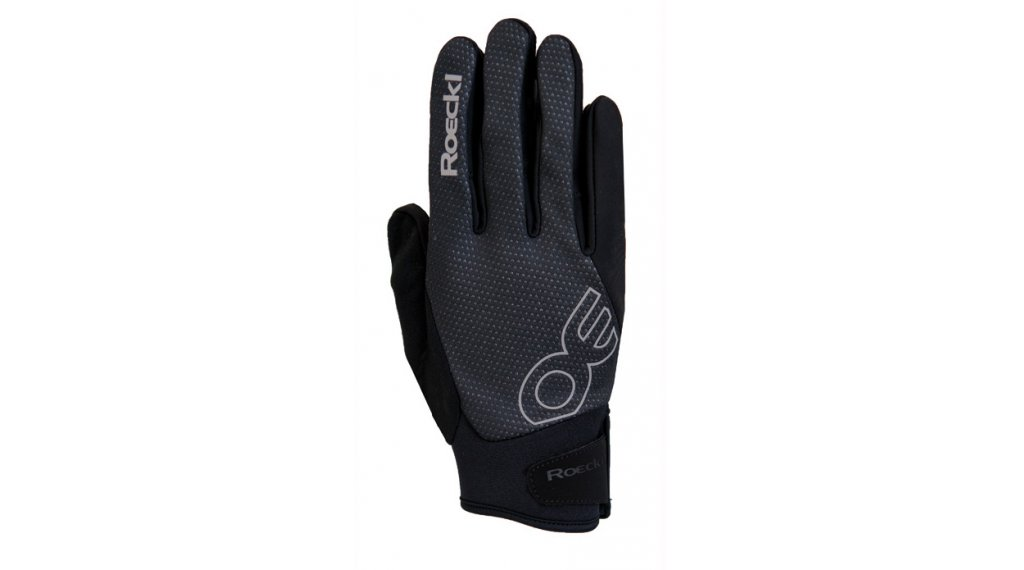 Roeckl Riga Top funkce rukavice velikost 6.5 černá