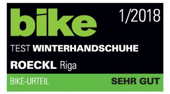 Roeckl Riga Top funkce rukavice velikost 7 černá