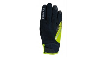 Roeckl Roden Top function gloves long size 8 black/yellow