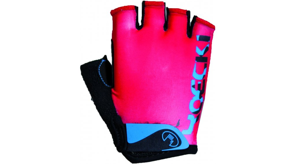 mode beste waarde waar te kopen Roeckl Tito handschoenen kort(e) kinderen-handschoenen maat 4 rood