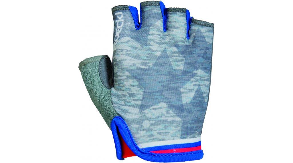 Roeckl Tivoli Handschuhe kurz Kinder-Handschuhe Gr. 5 grau
