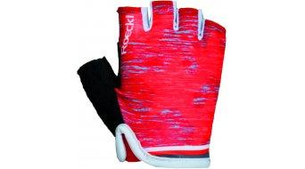 Roeckl Tivoli Handschuhe kurz Kinder-Handschuhe Gr. 5 fiesta rot