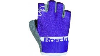 Roeckl Ziros gloves short kids size 6.0 purple