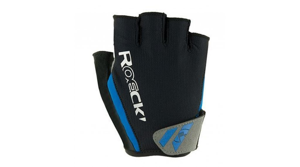 2faa8a3997372d Roeckl Ilio Top Function Handschuhe Kurz Gr. 6,0 schwarz/blau