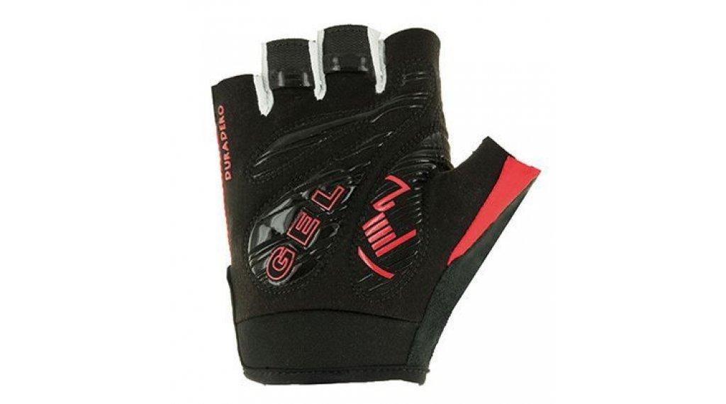 a34ed2a2cb4264 Roeckl Ilio Top Function Handschuhe Kurz Gr. 6,0 weiß/rot