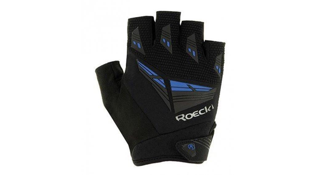 Roeckl Iron Top Function Handschuhe kurz Herren Gr. 10.5 schwarz/blau