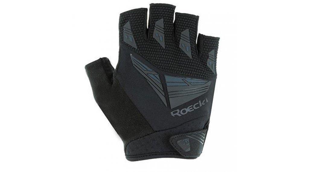 Roeckl Iron Top Function guanti dita-corte da uomo mis. 7.5 nero
