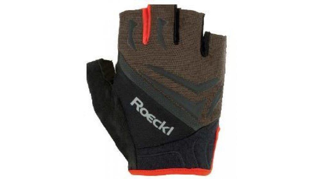 Roeckl Isar Top Function 手套 短 型号 6,5 褐色
