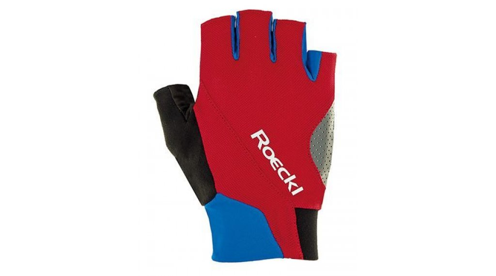 Roeckl Ivory Top Function 手套 短 型号 8,5 红色