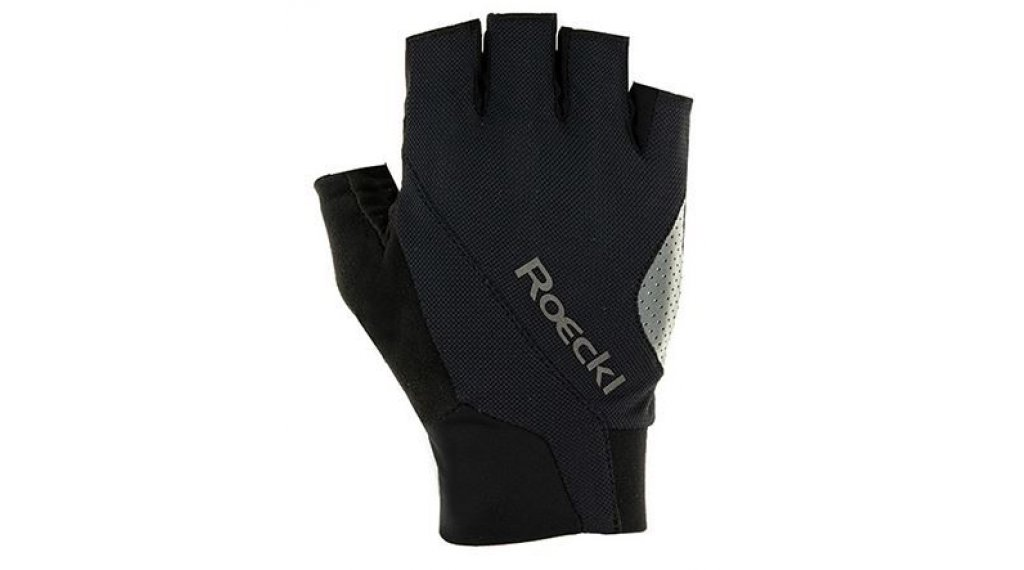 Roeckl Ivory Top Function 手套 短 男士 型号 6.0 黑色