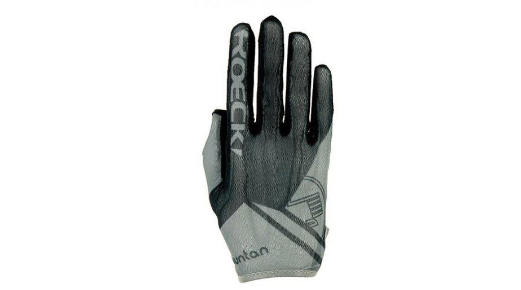 Roeckl Milos Handschuhe lang Herren Gr. 6.0 schwarz