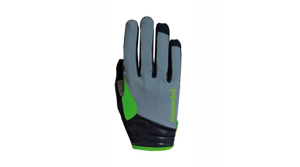 Roeckl Mileo Handschuhe lang Herren Gr. 6.0 grau