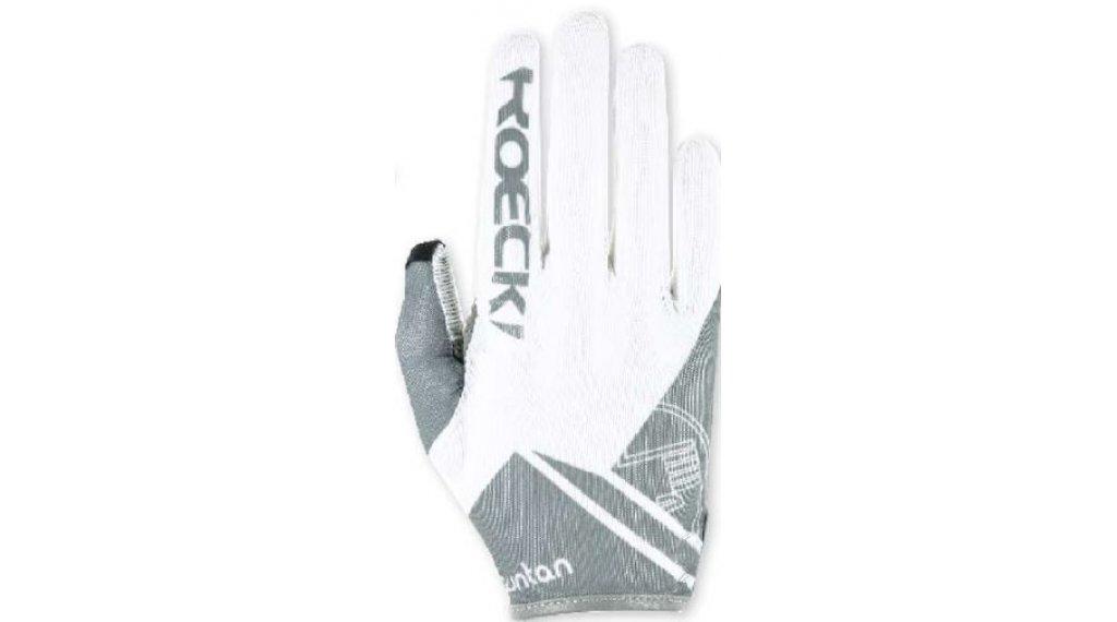 Roeckl Milos Handschuhe lang Herren Gr. 6.0 weiß