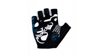 Roeckl Bellavista Performance 手套 短 型号 8,5 黑色/蓝色