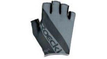 Roeckl Jura Cross-Over/Running 女士-手套 短 型号 8,5 灰色/黑色