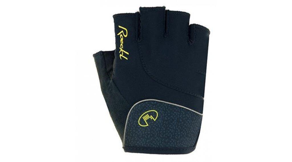 Roeckl Dana 女士-手套 短 型号 6,5 黑色