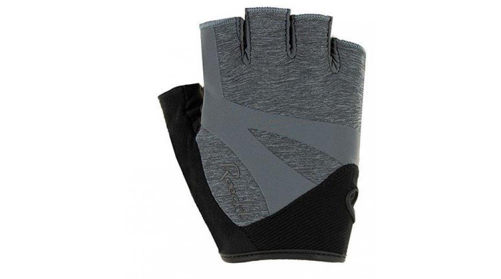 Roeckl Dora Handschuhe kurz Damen Gr. 7.5 grau melange