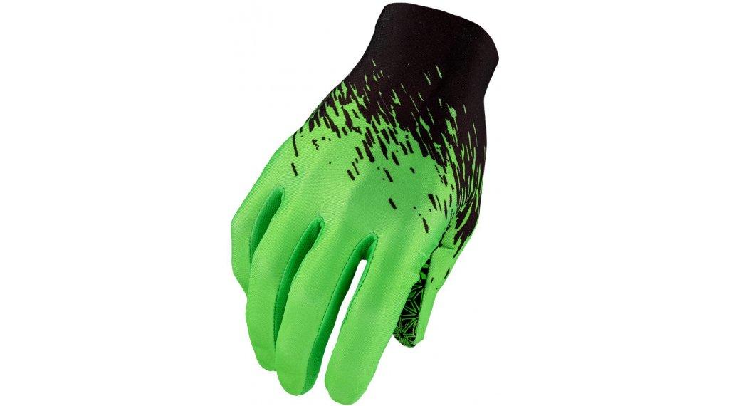 Supacaz SupaG Splash Handschuhe lang Gr. L black/neon green