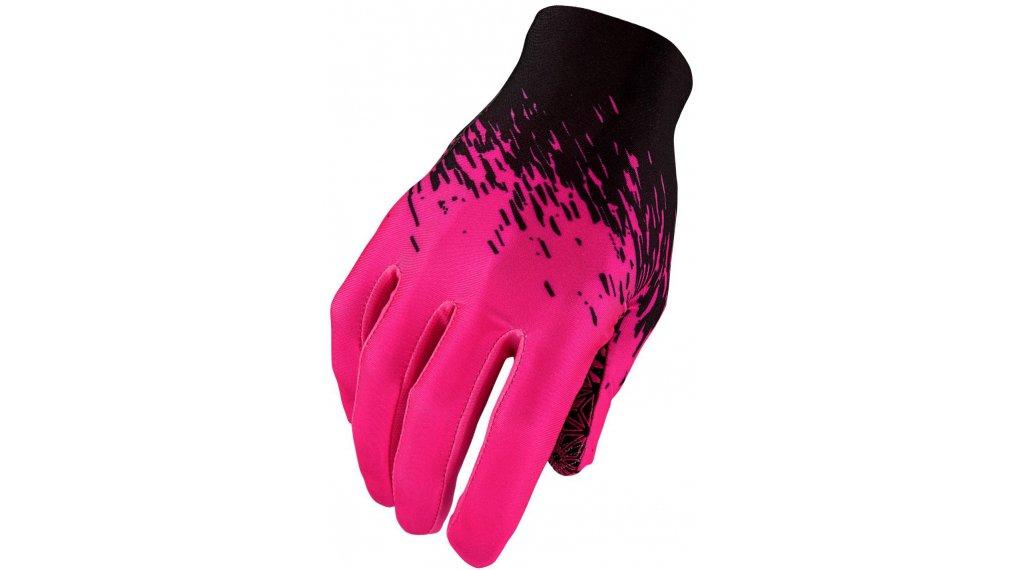 Supacaz SupaG Splash Handschuhe lang Gr. L black/neon pink