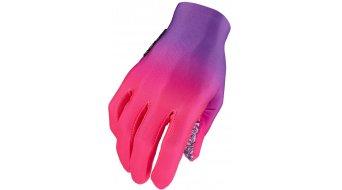 Supacaz SupaG Splash Handschuhe lang Gr. L neon pruple/neon pink gradient