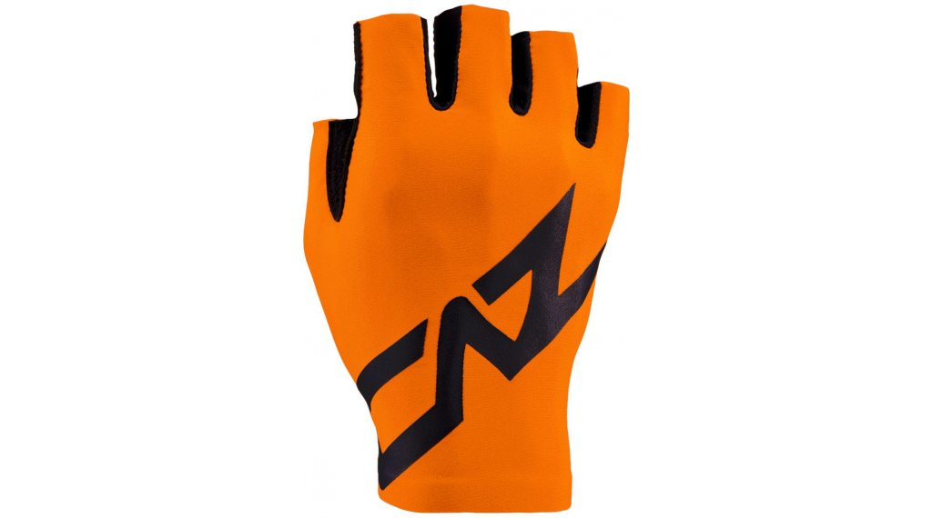 Supacaz SupaG Twisted 手套 短 型号 L black/neon 橙色