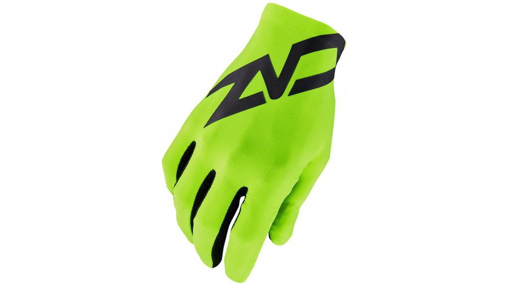 Supacaz SupaG Twisted Handschuhe lang Gr. L neon yellow