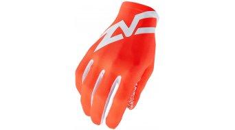 Supacaz SupaG Twisted Handschuhe lang Gr. L neon red