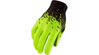 Supacaz SupaG Splash Handschuhe lang Gr. M neon yellow