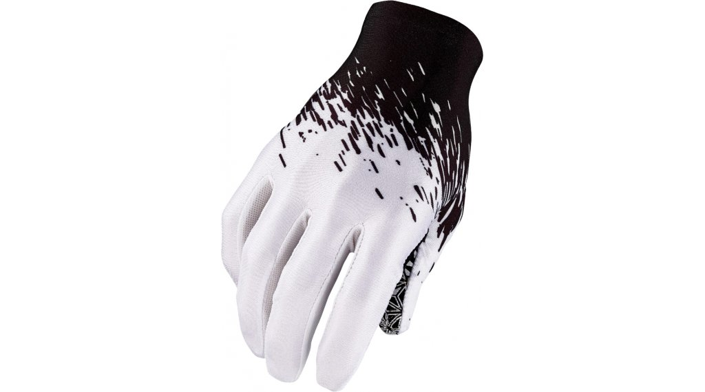 Supacaz SupaG Splash Handschuhe lang Gr. L black/white